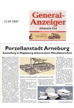 23.09.2009 Porzellanstadt Arneburg