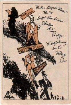 Oswald Pohl (1887-1959), Magdeburger Presse, 1922, D2208-2h