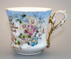 Barttasse, Moustache Cup, 1057