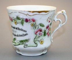 Barttasse, Moustache Cup, 1081