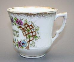 Barttasse, Moustache Cup, 1114