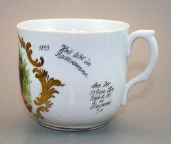 Barttasse, Moustache Cup, 1115