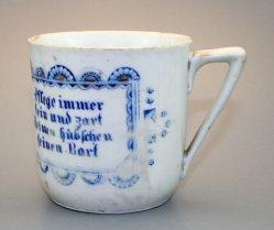 Barttasse, Moustache Cup, 1134
