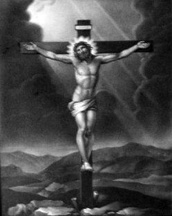 KPM 88 - Christus am Kreuz