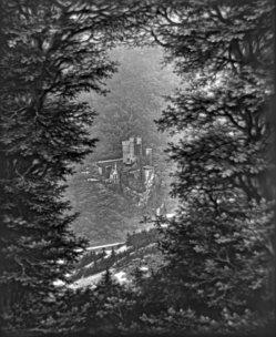 (PPM) 1369 – Burg im Wald