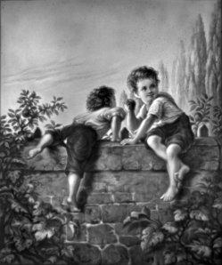 (PPM) 1390 – Auf der Mauer
