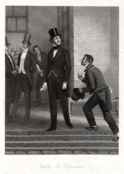 Albert Henry Payne (1812-1902), Wähler & Deputirter, Stahlstich, D2425-1