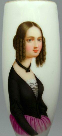 D1207-0 Mädchen mit Halsband