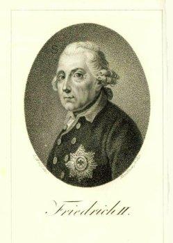 Ulrich Ludwig Friedrich Wolf (1776-1832), Friedrich II, A0084