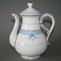 Buckauer Porzellanmanufaktur, Kaffeekanne um 1878, D0622-121-04