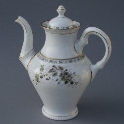Buckauer Porzellanmanufaktur, Kaffeekanne um 1885, D0687-157-10