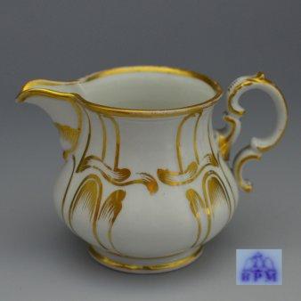 Buckauer Porzellanmanufaktur, Milchkännchen um 1850, D0653-139-02