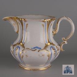 Buckauer Porzellanmanufaktur, Milchkännchen um 1850, D1130-289-36