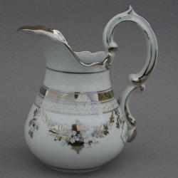 Buckauer Porzellanmanufaktur, Milchkännchen um 1880, D0750-198-03