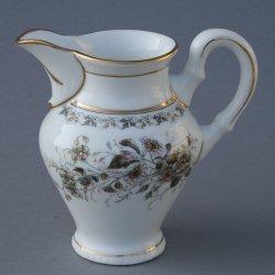 Buckauer Porzellanmanufaktur, Milchkännchen um 1885, D0686-109-10