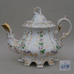 Buckauer Porzellanmanufaktur, Teekanne um 1842, D0967-259-32