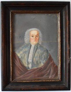 Christian Ernst Landgraff (1705 Helmstedt – 1768 Calvörde), Gouache, D0006