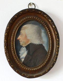 Friedrich Ludwig Meyer, gest Calvörde 1801, D0005-1
